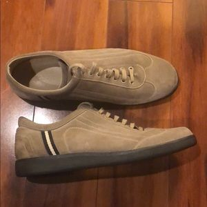 Bally Shoes - Suede Bally shoes